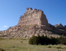 Scotts Bluff National Monument: Nebraska's Ancient Giant of Pioneer Legend