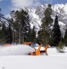 Snow Plowing of Teton Park Road Begins March 14