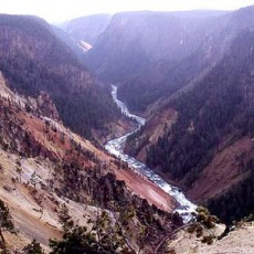 Rangers Recover Body of Woman Who Fell from Yellowstone's Inspiration Point