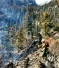 Firefighters Continue to Battle Fern Lake Fire at Rocky Mountain National Park