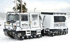Scenic Safaris Offers Snowcoach, Snowmobile Tours For Yellowstone, Grand Teton